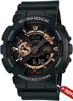 casio g shock GA-110RG-1A