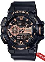 casio rucni sat g-shock GA-400GB-1A4